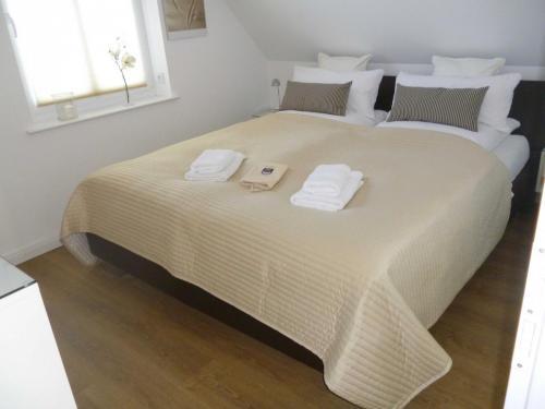Schlafzimmer Kajüte